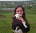 Ferma de capre: afacerea de succes în care o tânără din Iași a investit toate economiile familiei